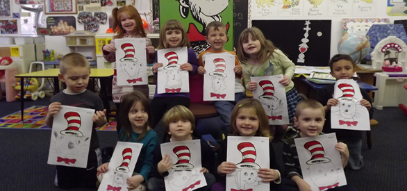 Dr. Seuss Sussex Wantage Pre School