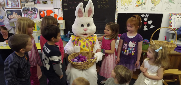 Easter Sussex Wantage Pre School